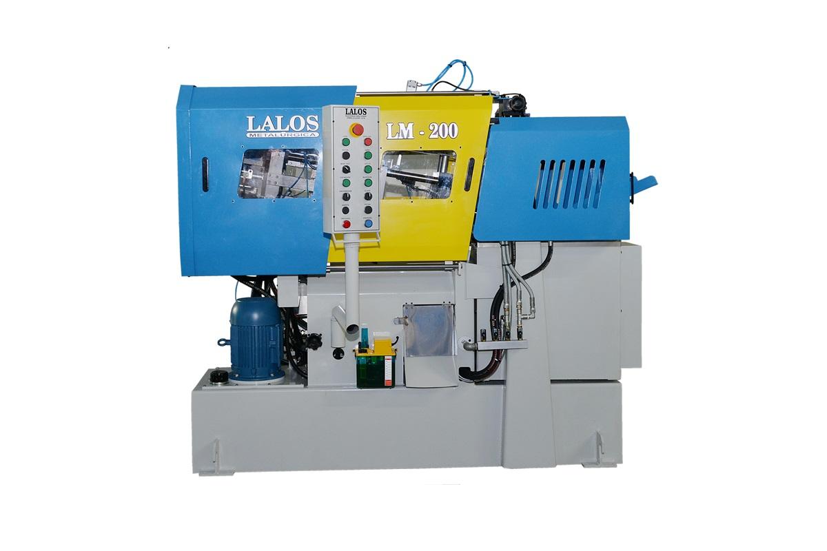 Máquina Inyectora de Zamak bajo Presión – LM 200