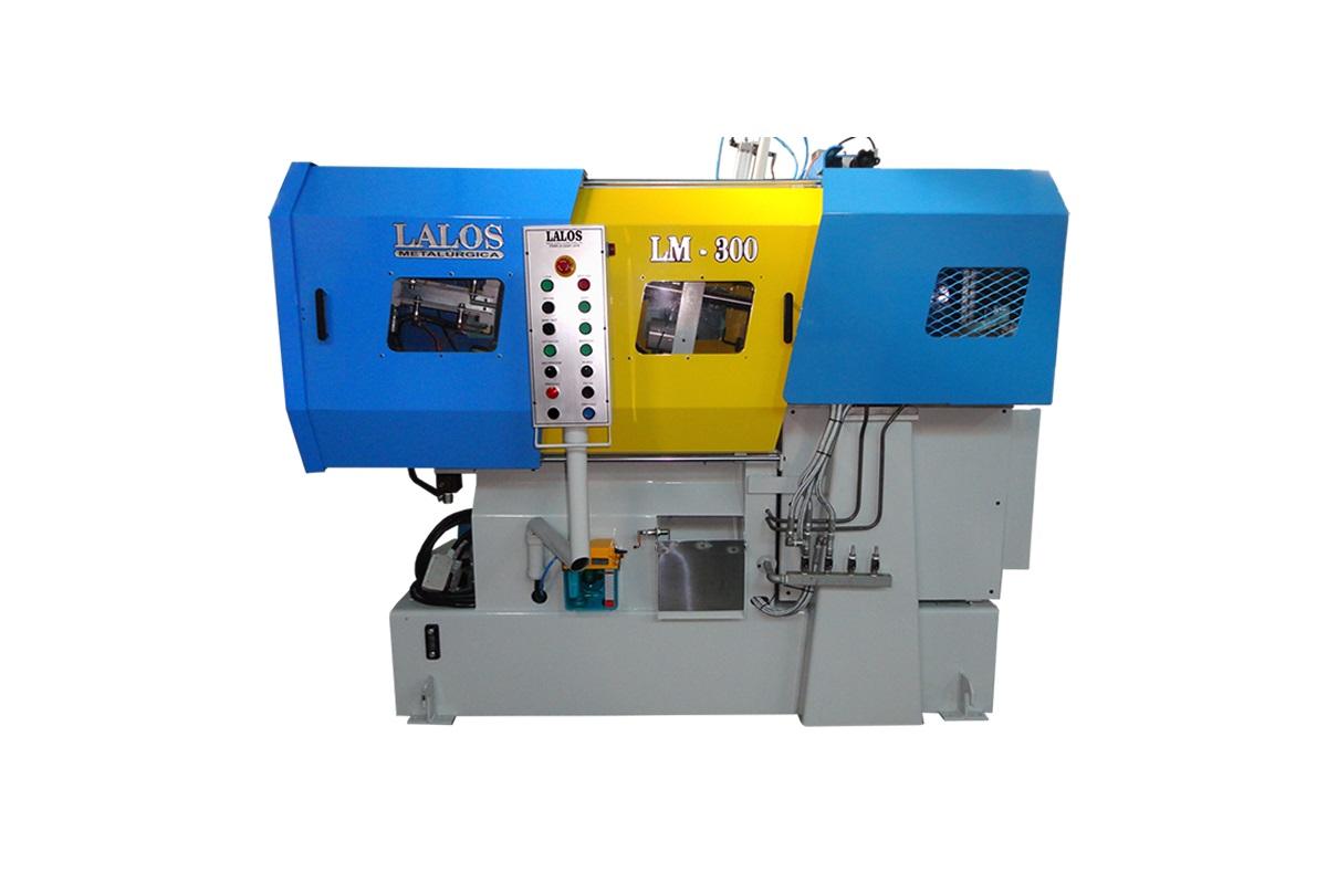 Máquina Inyectora de Zamak bajo Presión – LM 300S