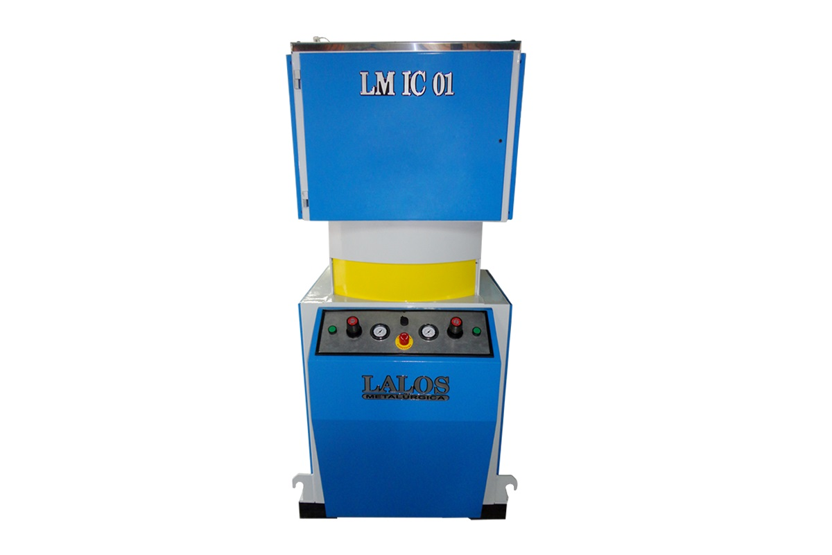 Máquina de Inyección de Zamak por Centrifugación LM IC 01