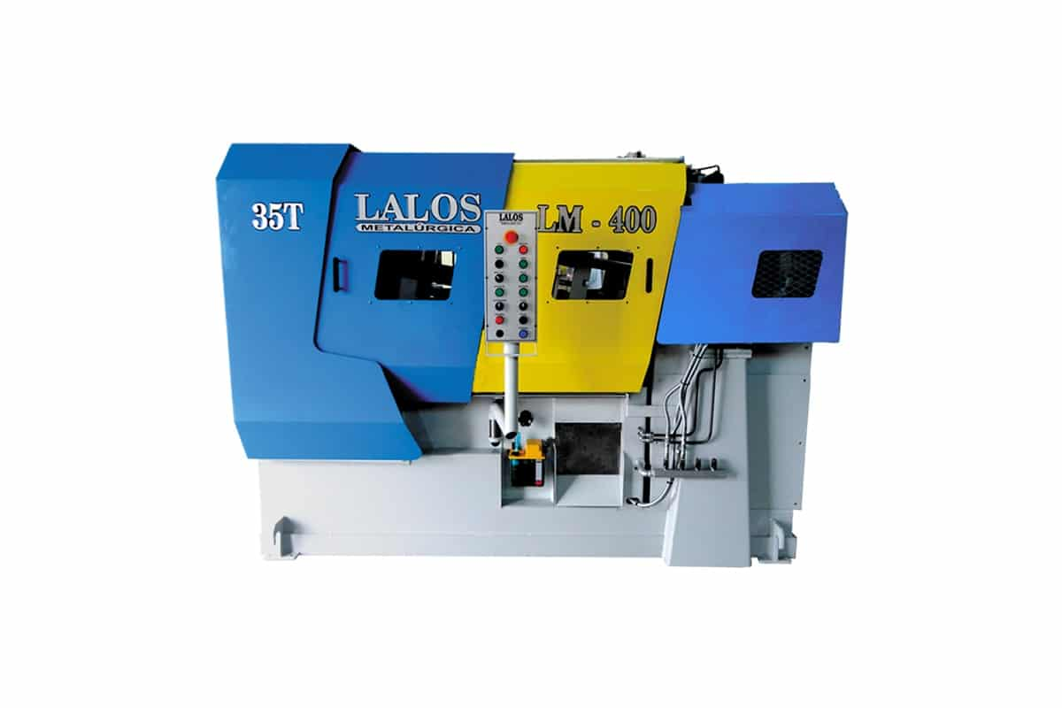Máquina de Fundição e Injeção de Zamac sob Pressão - LM 400