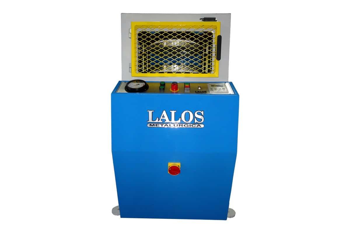 Máquina de Fundição e Injeção de Zamac Injetora por Centrifugação - Prensa Vulcanizadora